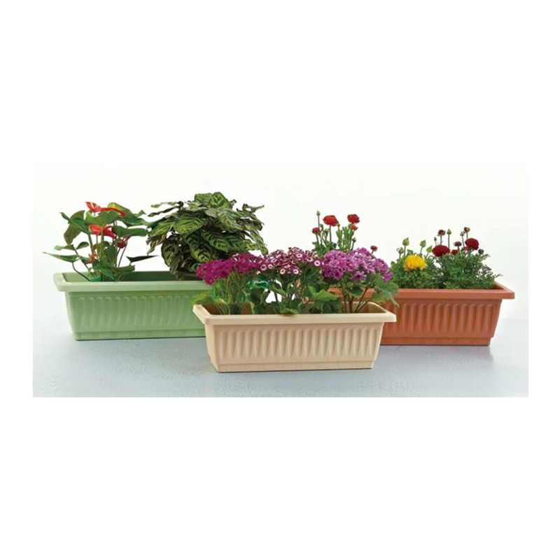Cheap Rectangular Window Planters Wall Pots Wholesale