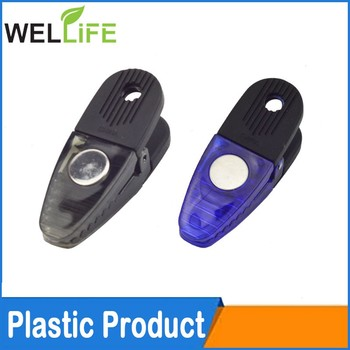 Magnet Clip Magnetic Paper Clip Holder With Custom Logo - Buy Clip