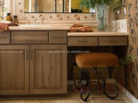 French Style Bathroom Vanity Cabinet With Ceramic Basin ...