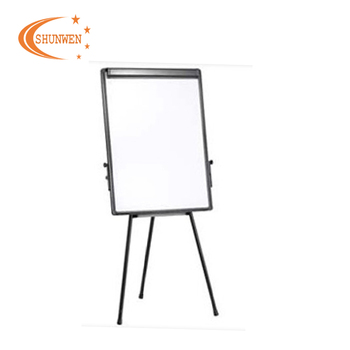 24*36 Standard Size Adjustable Flip Chart White Magnetic Writing