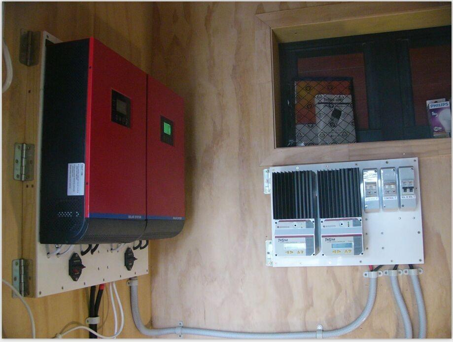 Power Inverter Home Solar Systems Dc 12v Ac 220v Circuit Diagram