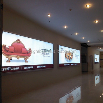 Led New Advertising Ideas Outdoor Indoor Waterproof Super Large