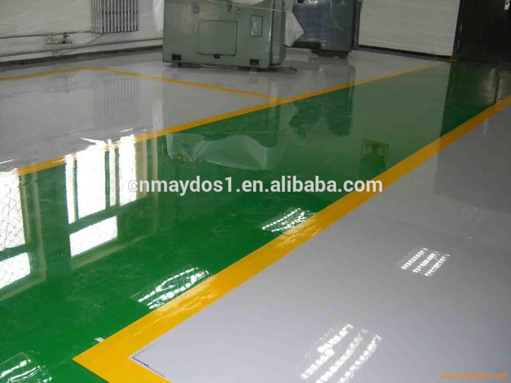 China Supplier Warehouse Workshop Floor Paint Anti Slip Epoxy Resin Flooring Paint Buy Epoxy
