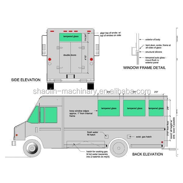 food truck wiring diagram