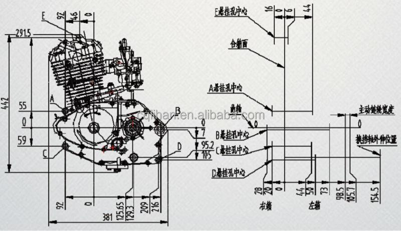 Lifan Engine Diagram Wiring Diagram