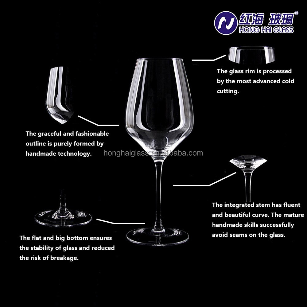 Flat Bottom Stem Wine Glasses Thick Stem Wine Glass Crystal Red Wine Glass Set Buy Wine Glasses Crystal Glass Glasses Product On Alibaba