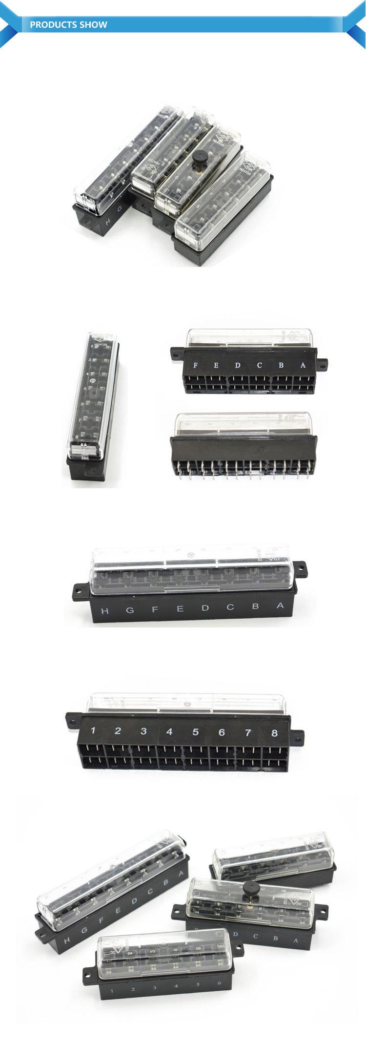 car fuse box fuse holder