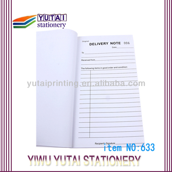 yiwu china sample delivery order form samples, View sales order