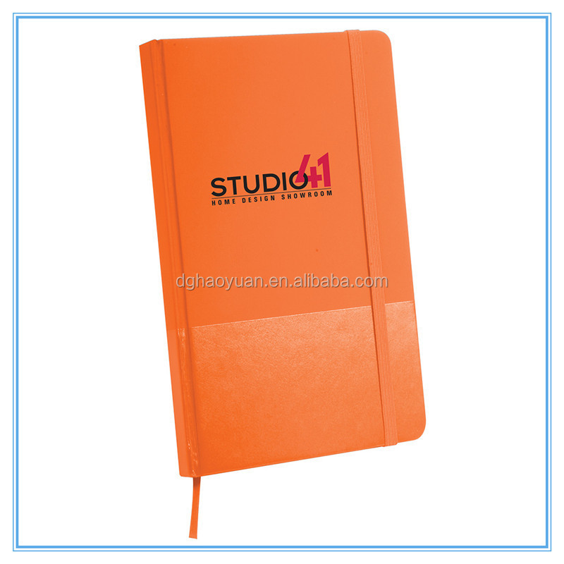 Hardcover Custom Logo Art Paper Notebook Lined Paper Writing Note