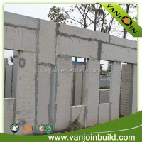 Foam Concrete Exterior Wall Panels - Buy Wall Panels ...