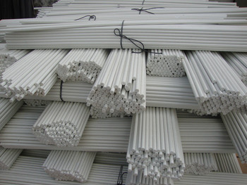 16mm Flexible Solid Fiberglass Rodssmooth Frp Round Bar