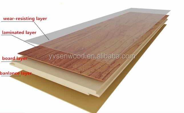 Environmental Hdf Laminated Flooring Buy Laminated