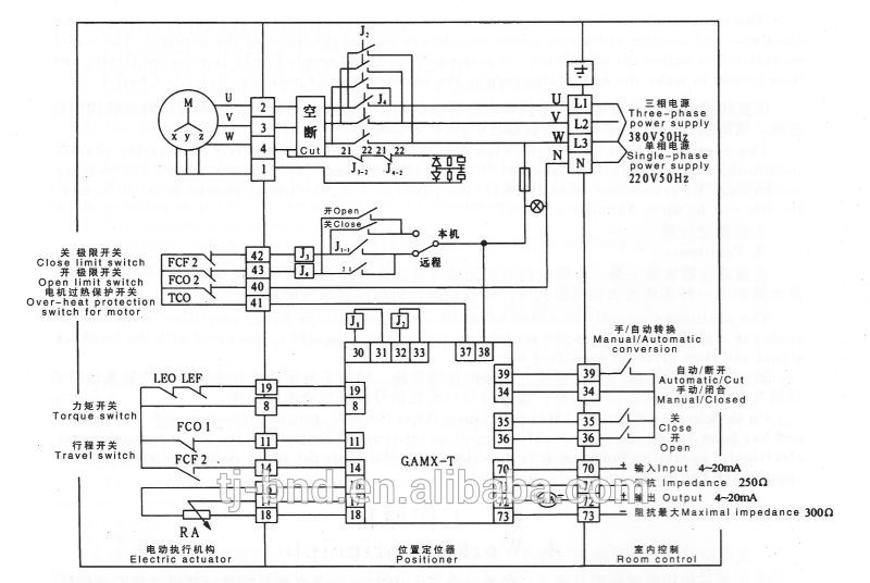 Abz Electric Actuator Wiring Diagram Online Wiring Diagram