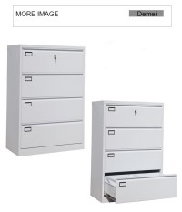 A4 Folders Godrej 4 Drawer Steel Lateral Filing Cabinet ...