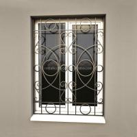 New Style Forging Iron Window Grills Design For Sliding ...