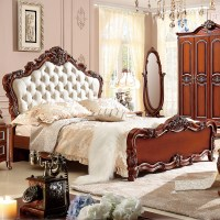 Bedroom Furniture / Classic Italian Hand Carved Living ...