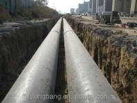 Pre Insulated Underground Pipe Insulation For Chilled