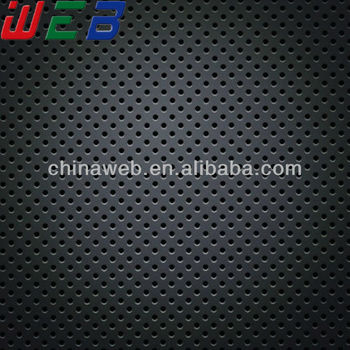 Perforated Metal Grille (speaker Mesh Background) - Buy Perforated