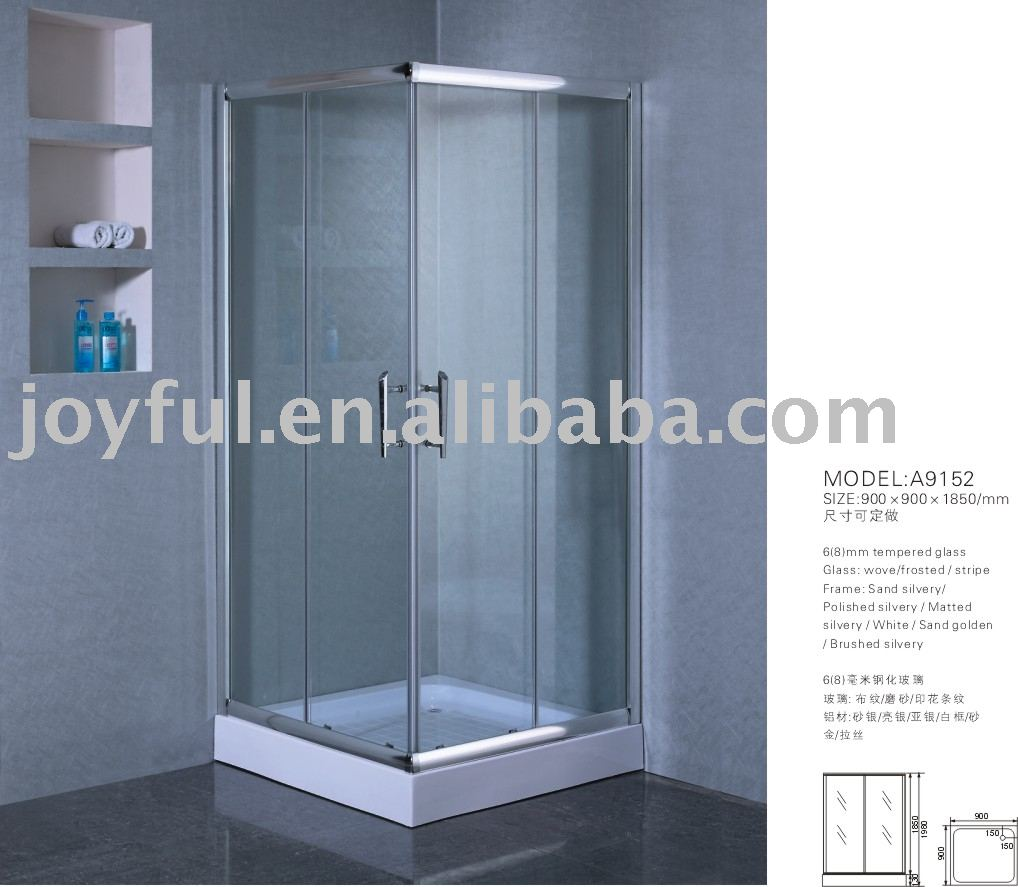 Acrylic folding shower doors acrylic folding shower doors suppliers and manufacturers at alibaba com