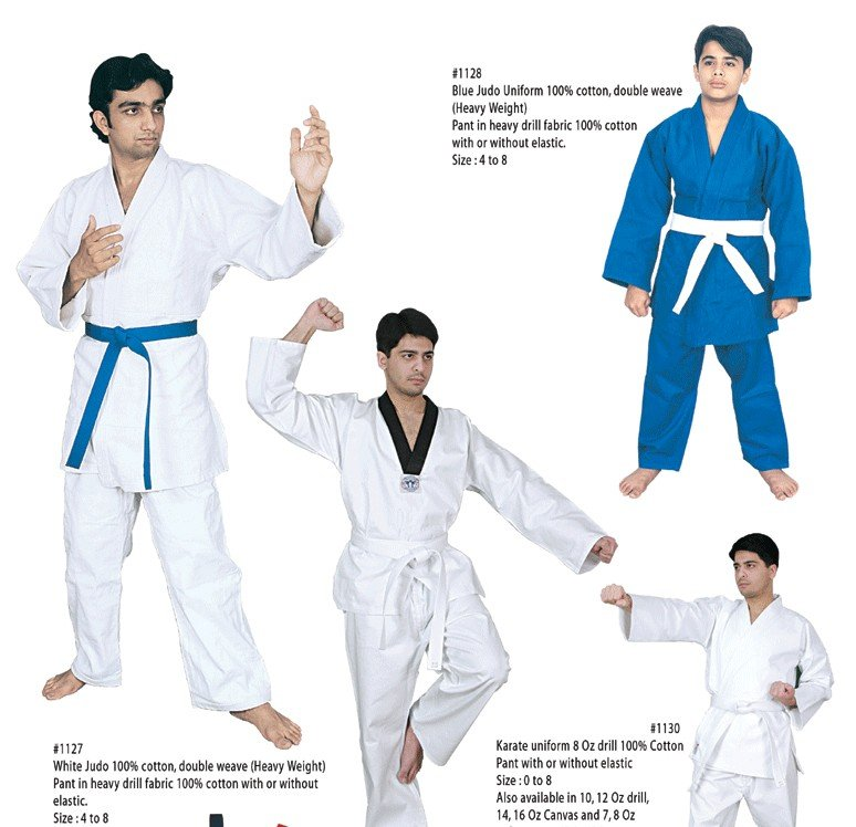 Judo Karate Taekwondo Uniforms - Buy Judo Karate Taekwondo Uniforms