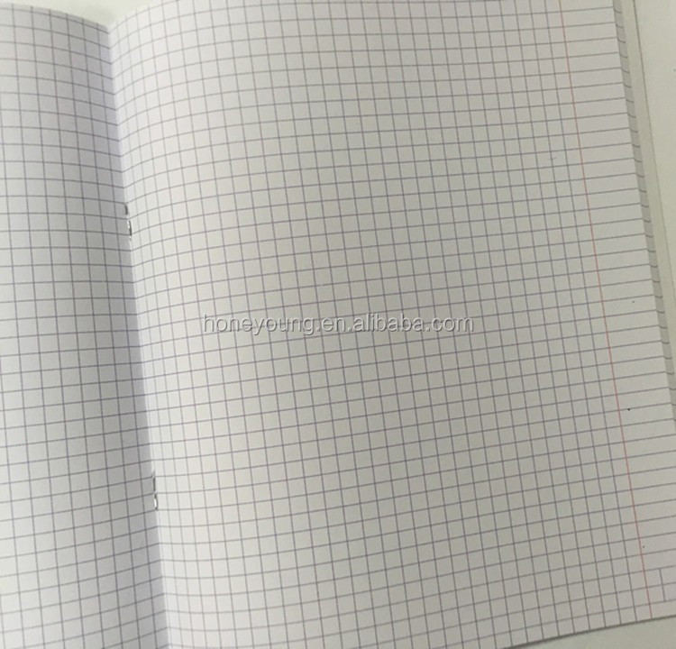 Standard Graph Paper Russian Exercise Book - Buy Russian Exercise - standard graphing paper