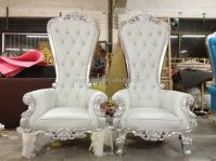 Antique King And Queen Chairs | Antique Furniture