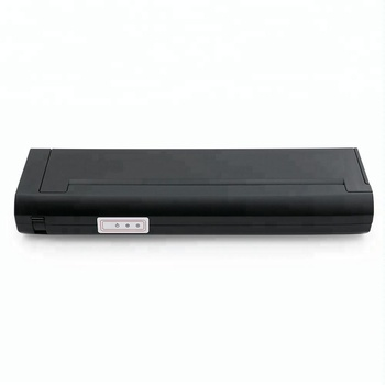 Small Travel Printer For Laptop / Pad A4 Size Thermal Paper Roller