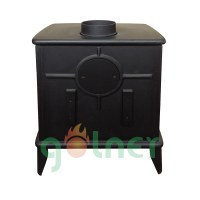 Free Standing Wood Burning Cast Iron Fireplaces
