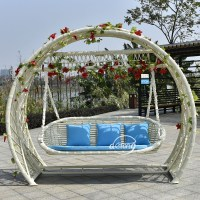 China Manufacturer 2016 New Patio Outdoor Furniture Oval ...