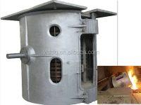 aluminium smelting furnace for produce ingots, View ...