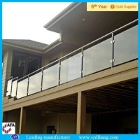 Exterior Glass Railing,Roof Deck Railing/garden Stair ...