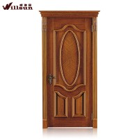 2015 Wooden Main Door Design House Exterior Door Panel ...