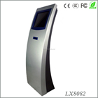 queue management system kiosk touch query all-in-one banking kiosk
