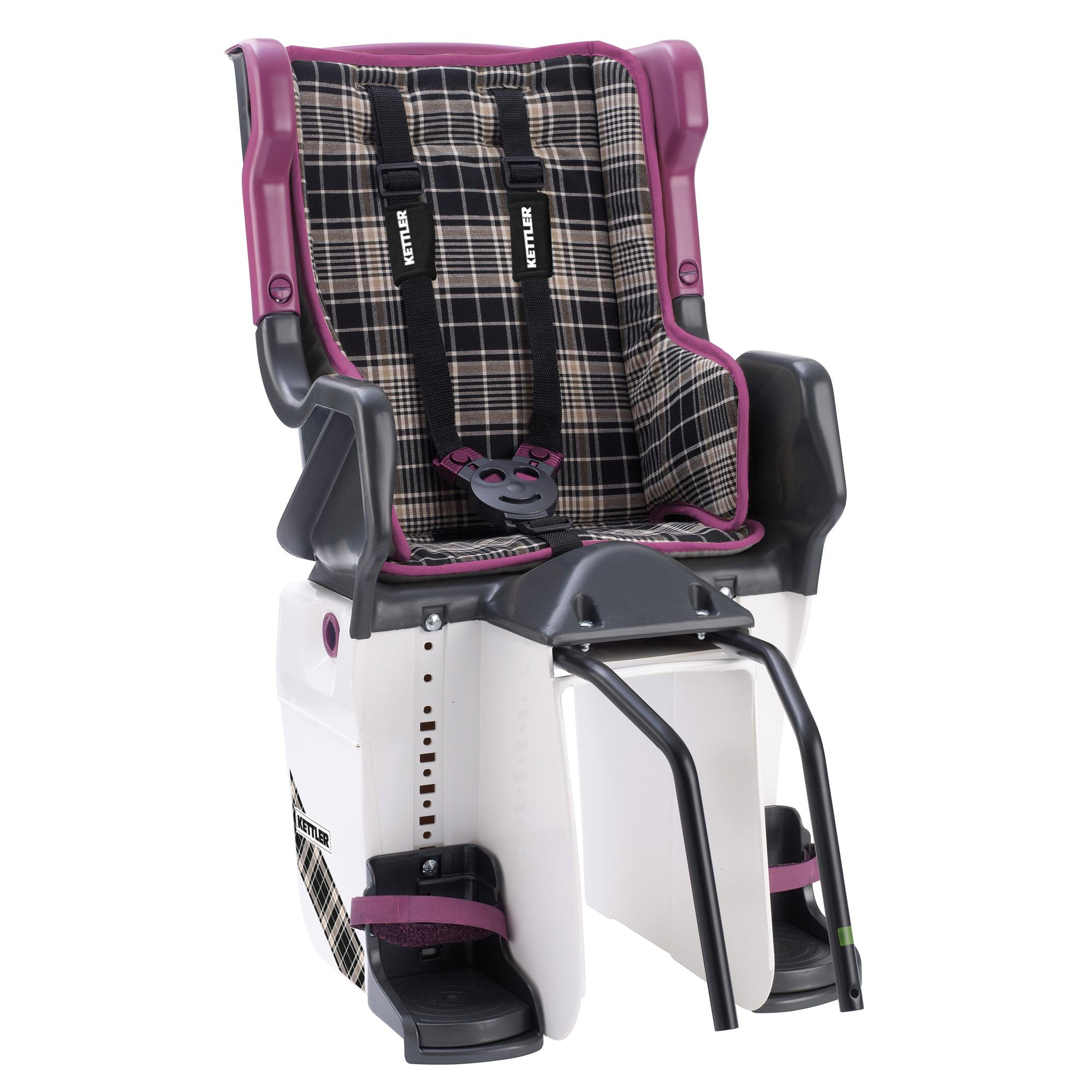 Kettler Kids Comfort Buy Kettler Teddy Child Bike Seat Purple In Cheap Price On