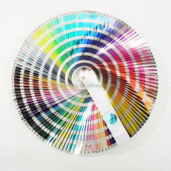 Cmyk Pantone Color Guid /atlas / Color Chart For Metallic Gold And
