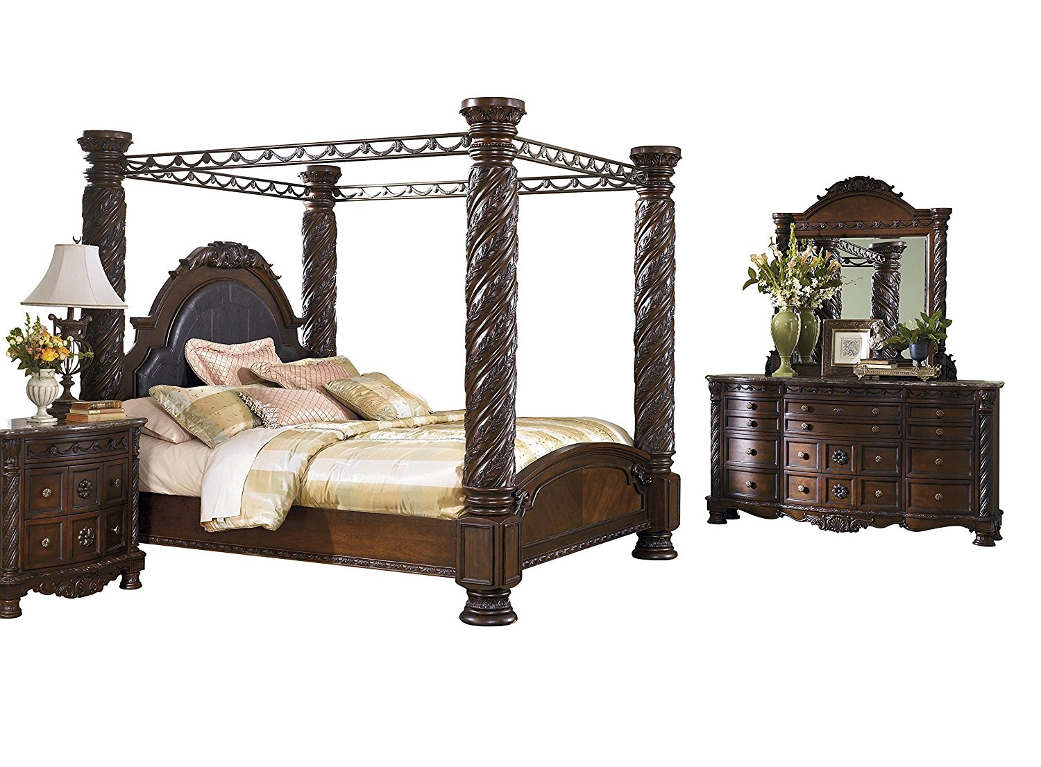 4 Poster Canopy King Bed Cheap 4 Poster Bed King Find 4 Poster Bed King Deals On Line At