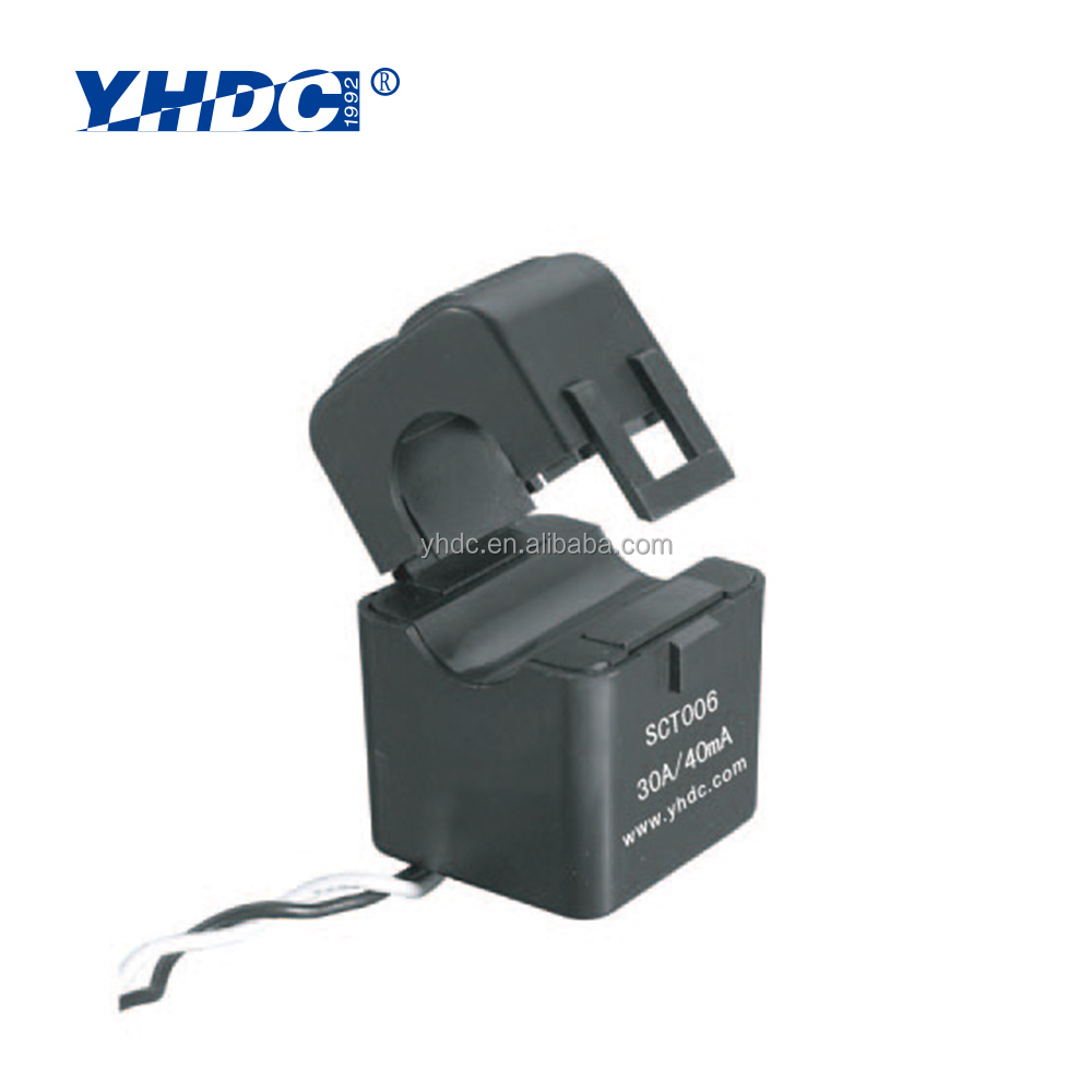 Split Wit Sct 006 30a Split Core Current Transformer Current Measurement Clamp With Ce And Rohs Buy Sct 006 30a Split Core Current Transformer Wit Ce And