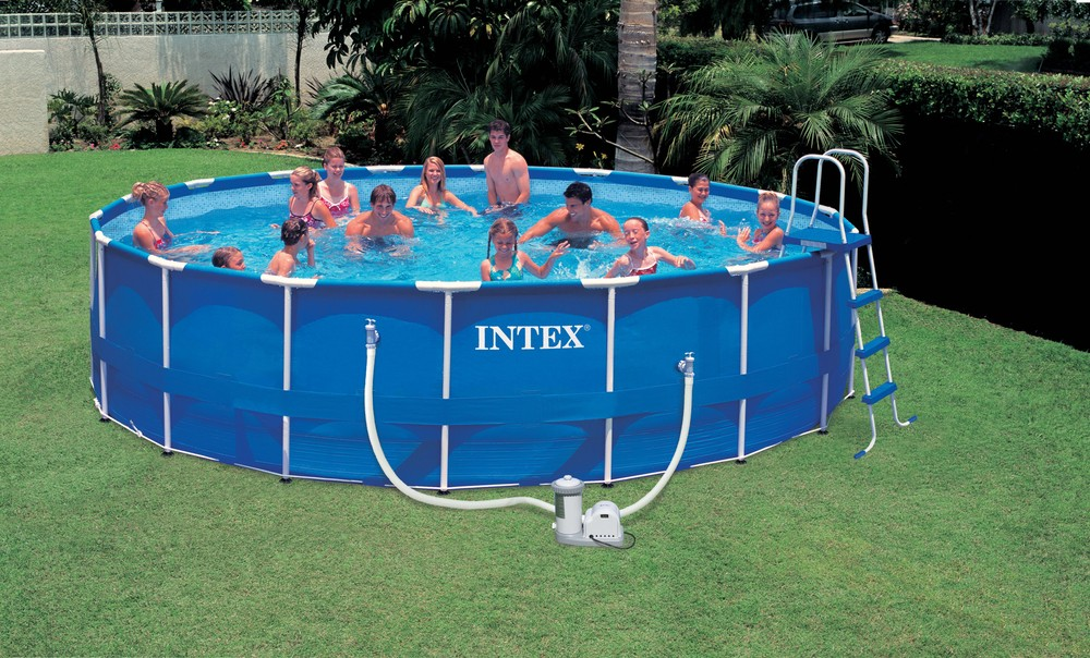 Piscina Intex Pvc Extra Large Inflatable Pool For Sale - Buy Extra Large