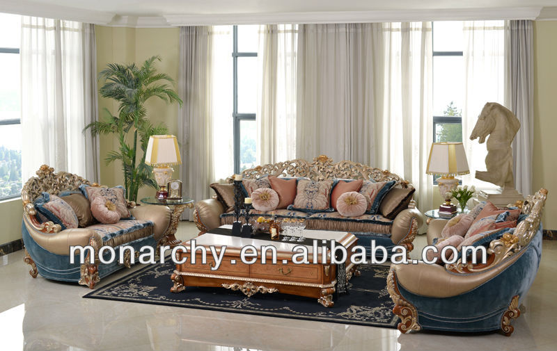 Living Room Wooden Sofa Sets, Living Room Wooden Sofa Sets