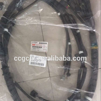 Zx220-3 Zx330lc-3 Zx350lc-3 Zx370 Wire Harness 8-98002897-7 8