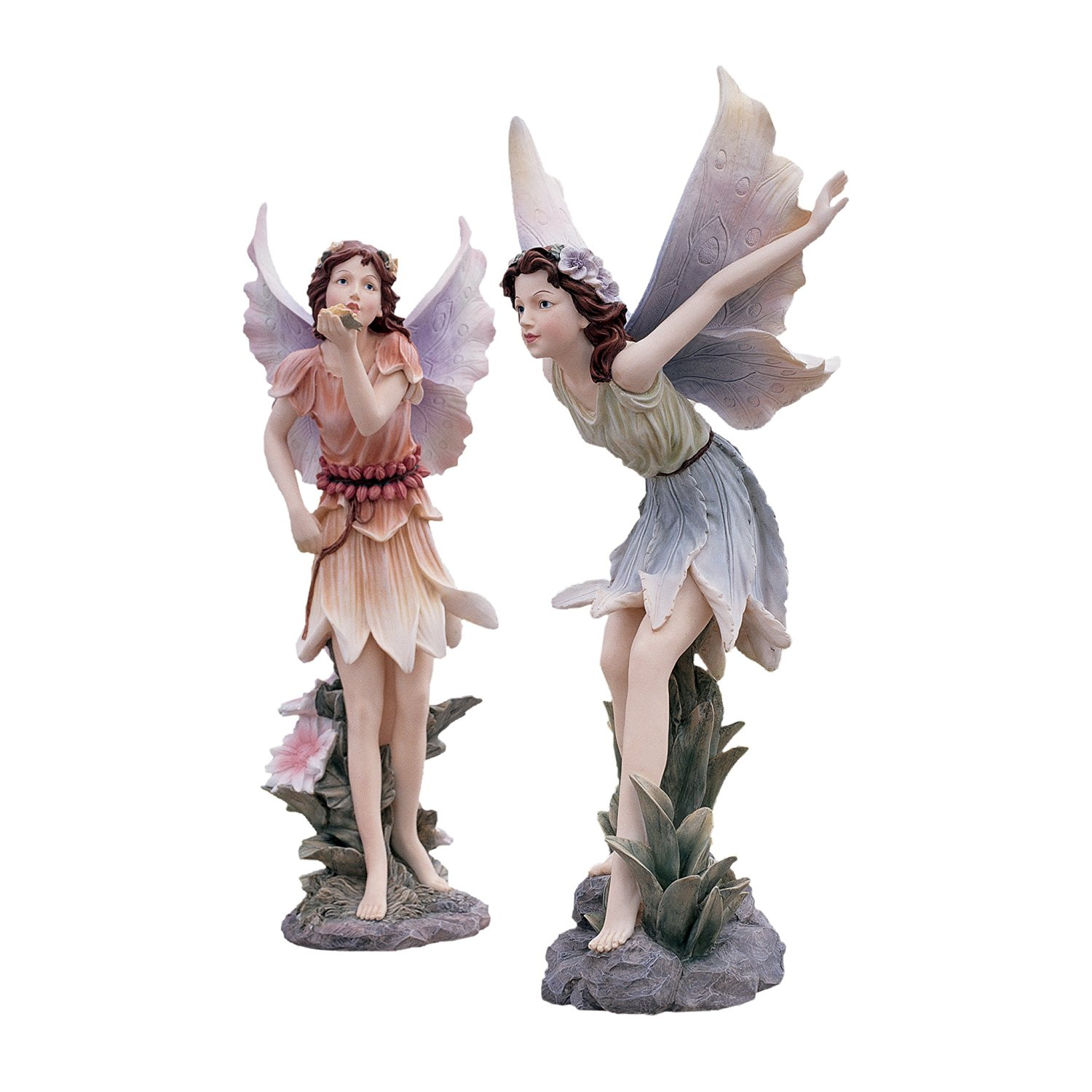 Faerie Statues Buy Design Toscano Fairies Of Stratford Statues Fairy Statues In