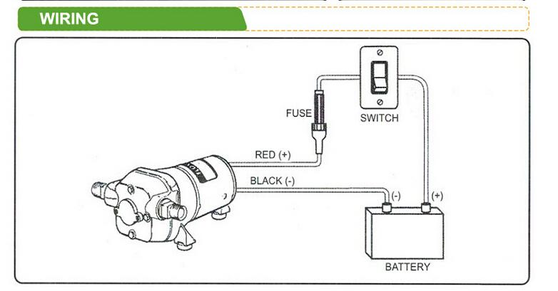 Dc Pump Wiring Diagram Wiring Diagram