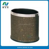 Home Bin Bathroom Waste Basket Decorative Waste Paper Bins ...