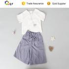 OEM logo girls plain white long sleeves t-shirts hot selling 2017