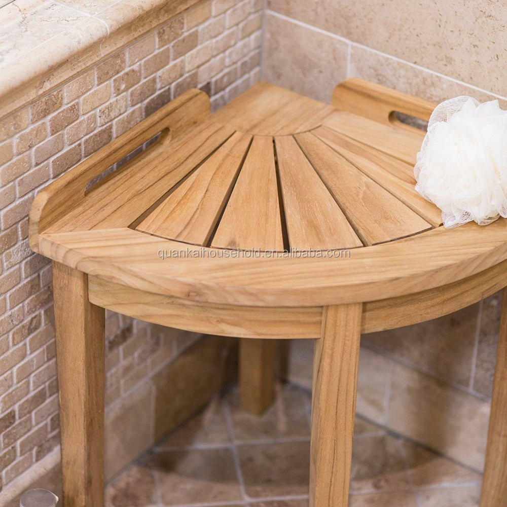 Tabouret D Angle Pour Douche Bambou Bois Coin Douche Tabouret Banc De Douche Tabouret De Bain Buy Banc De Douche Siège D Angle Tabouret De Bain Product On Alibaba
