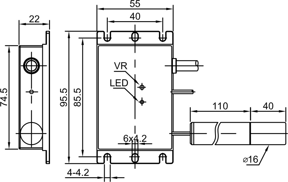 sick photoelectric switch wiring diagram