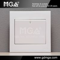 1 Gang 2 Way Switch Types Of Electronic Switches & Modern ...