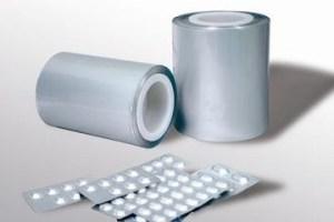 pharma packing use aluminium foil