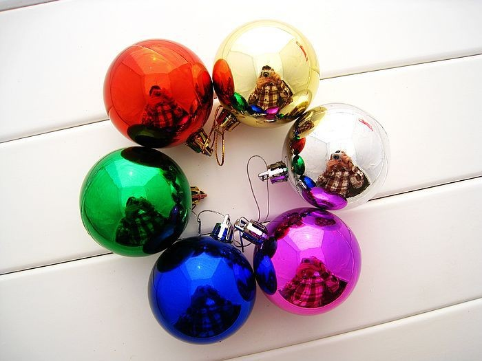 Weihnachtskugeln Kaufen Hot Selling Cheap Bulk Plain Christmas Balls Plastic - Buy