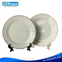 Custom Printed Dinner Plates & Disposable Custom Printed ...